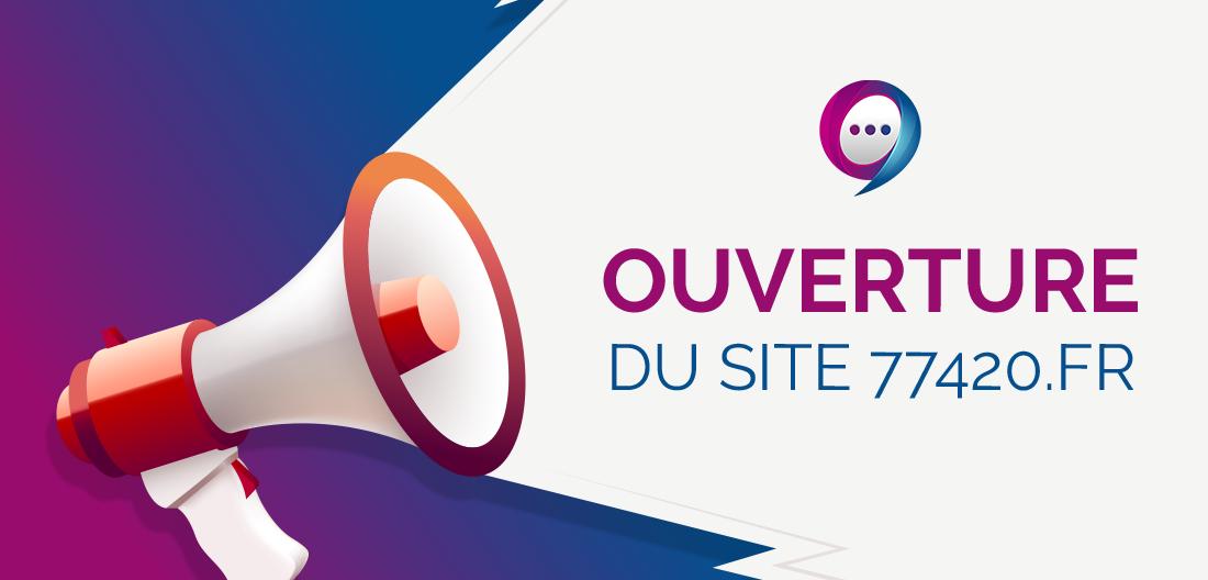 Ouverture du site - 77420.fr Actualités Champs-sur-Marne
