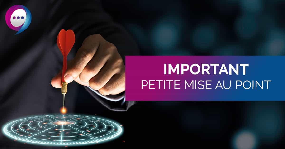 Mise au point - 77420.fr Actualités Champs-sur-Marne