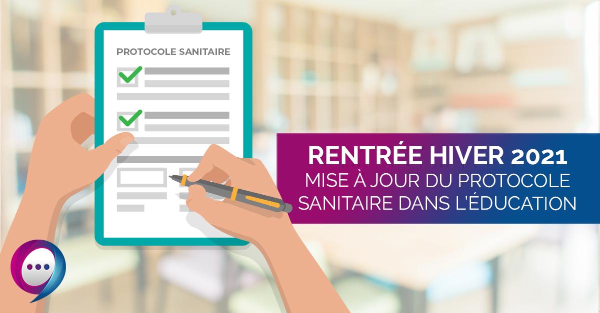 Rentrée Hiver 2021 éducation - 77420.fr Actualités Champs-sur-Marne