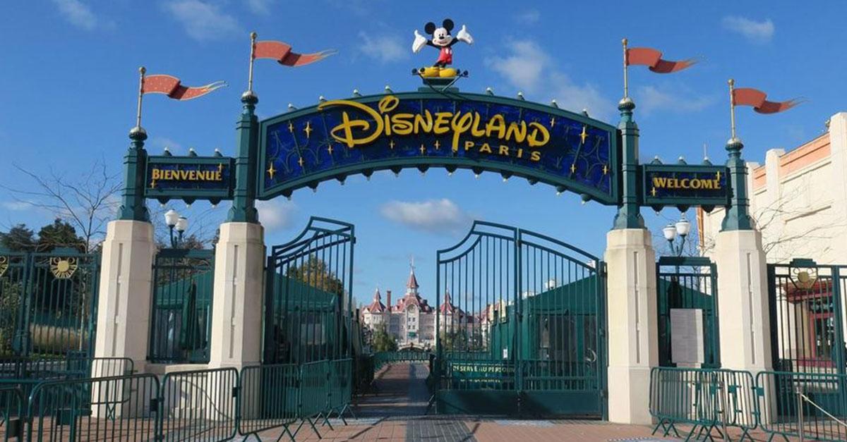 Disneyland Paris restera fermé