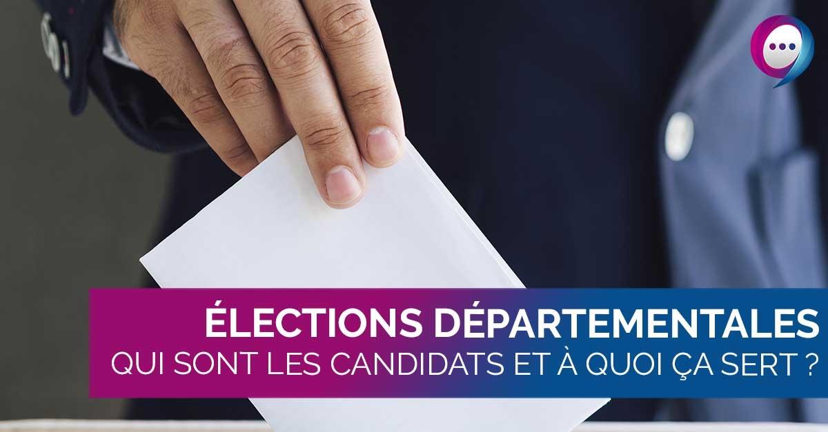 Élections départementales – Canton de Champs-sur-Marne